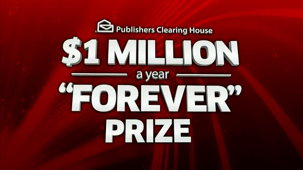 Publishers Clearinghouse TV Spot, 'Win Forever' - Screenshot 3
