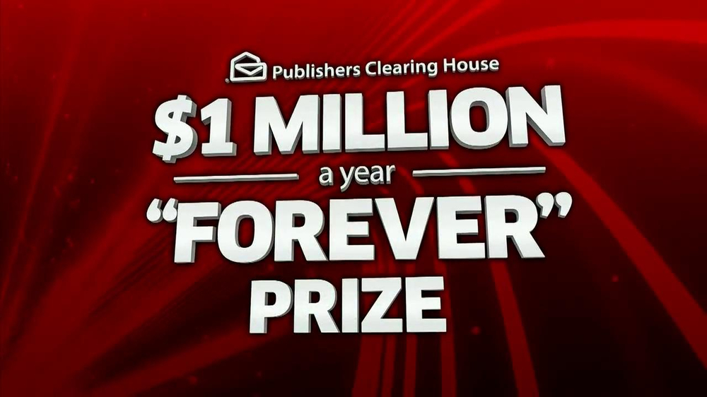 Publishers Clearinghouse TV Spot, 'Win Forever' - Screenshot 4