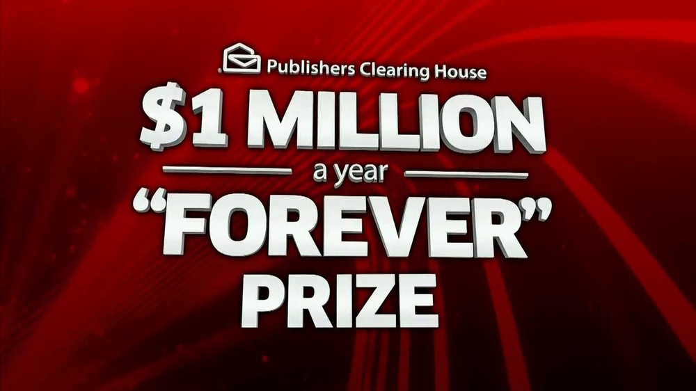 Publishers Clearinghouse TV Spot, 'Win Forever' - Screenshot 5