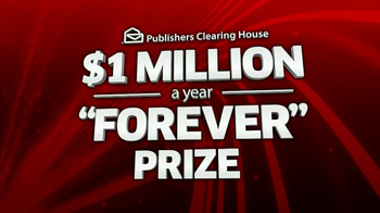 Publishers Clearinghouse TV Spot, 'Win Forever' - Thumbnail 4