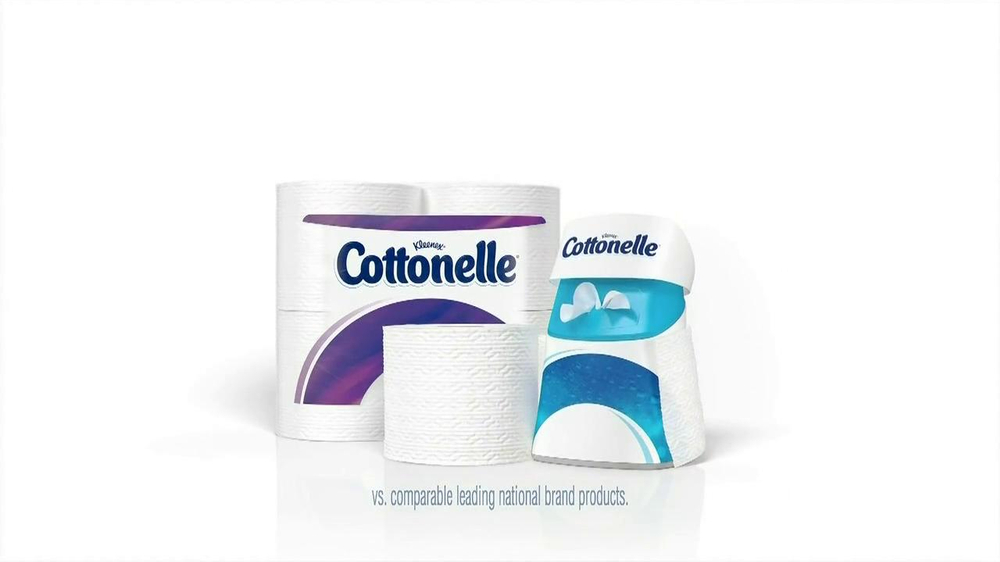 Cottonelle TV Spot, 'Bowling Alley' - Screenshot 10