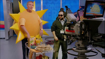 Jimmy Dean TV Spot, 'Good Morning America'