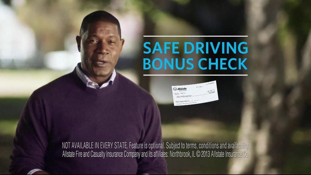 Allstate Car Insurance Commercial