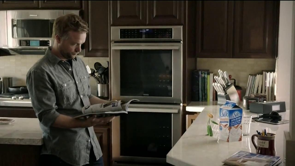 Silk Almond Milk TV Spot, 'Helps You Bloom' - Screenshot 1
