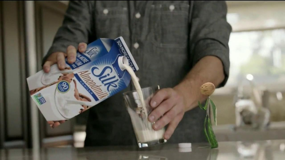 Silk Almond Milk TV Spot, 'Helps You Bloom' - Screenshot 6