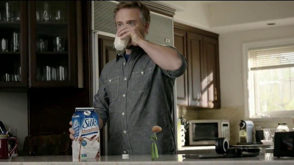 Silk Almond Milk TV Spot, 'Helps You Bloom' - Screenshot 7