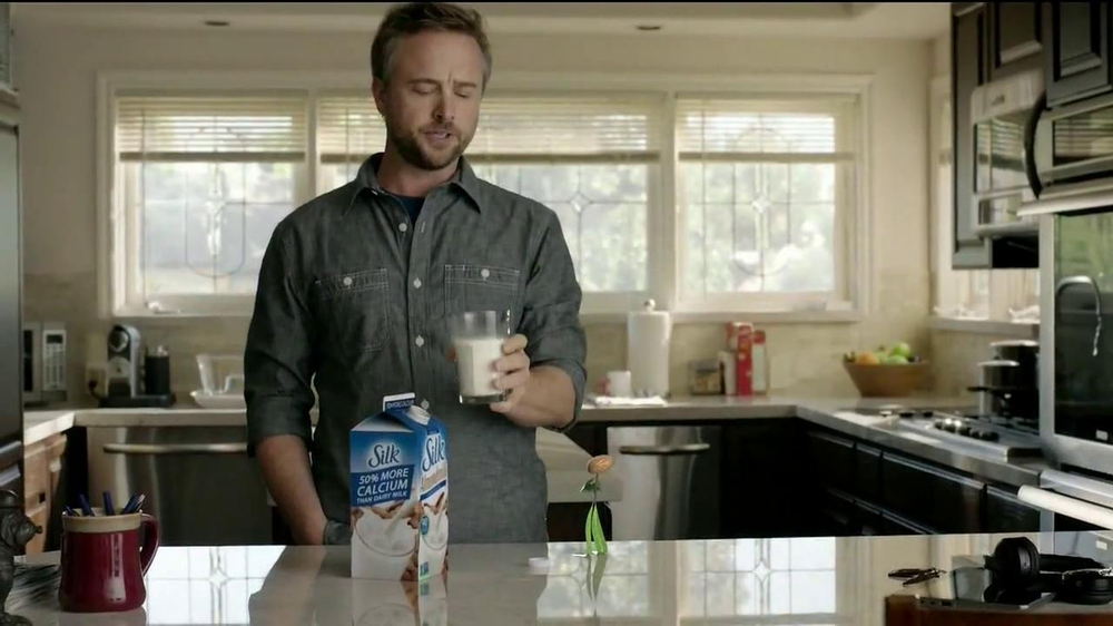 Silk Almond Milk TV Spot, 'Helps You Bloom' - Screenshot 8