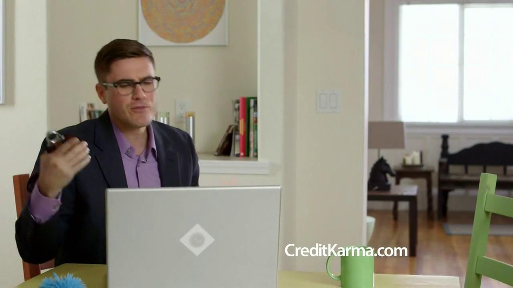 Credit Karma TV Spot, 'Greg Talks to Websites'