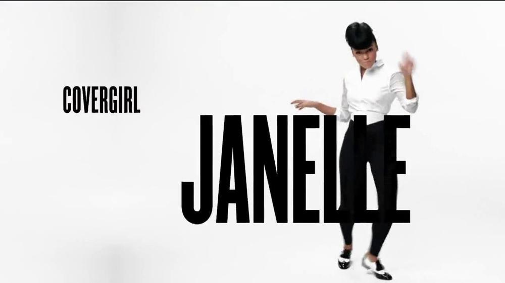 CoverGirl TruBlend TV Spot Featuring Janelle Monae - Screenshot 3
