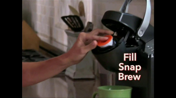 Brew Caps TV Spot