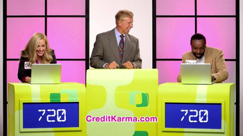 Credit Karma TV Spot, 'Gameshow: No Creditcard'