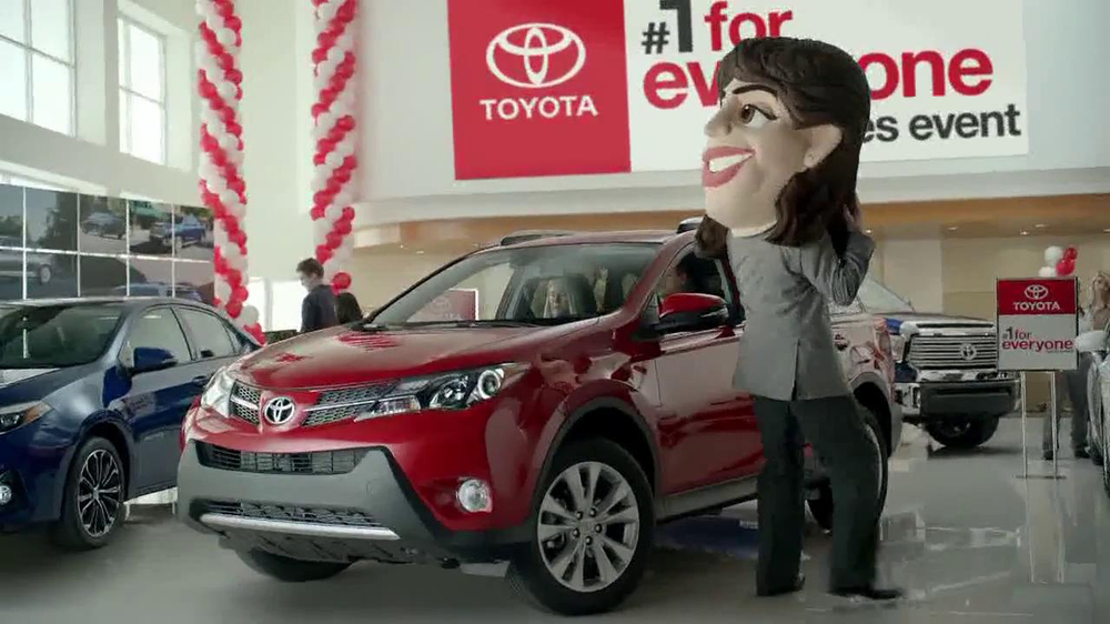 Who Plays Jan In The Toyota Commercials | Autos Weblog