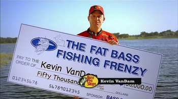 Bass Pro Shops TV Spot, 'Fat Bass Fishing Frenzy'