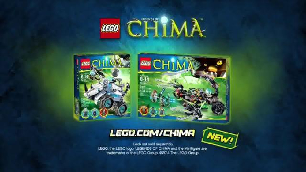 lego chima legend beast rhino - photo #33