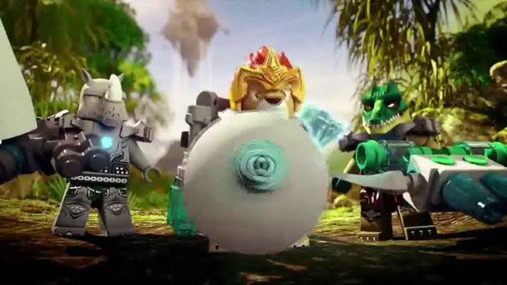 lego chima legend beast rhino - photo #31