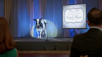 Real California Milk TV Spot, 'Part of the Family: Wedding'