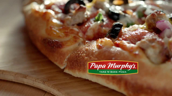 Papa Murphy's Fresh Pan Pizza TV Spot, 'From Scratch'