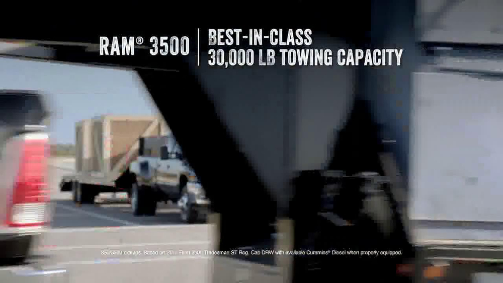 2014 Ram 1500 TV Spot, 'Modern Marvel' - Screenshot 4