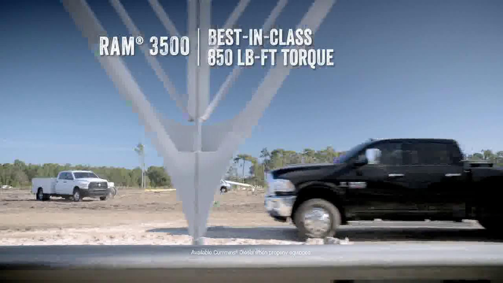 2014 Ram 1500 TV Spot, 'Modern Marvel' - Screenshot 5