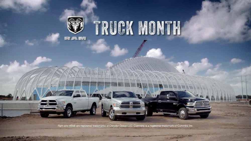 2014 Ram 1500 TV Spot, 'Modern Marvel' - Screenshot 9