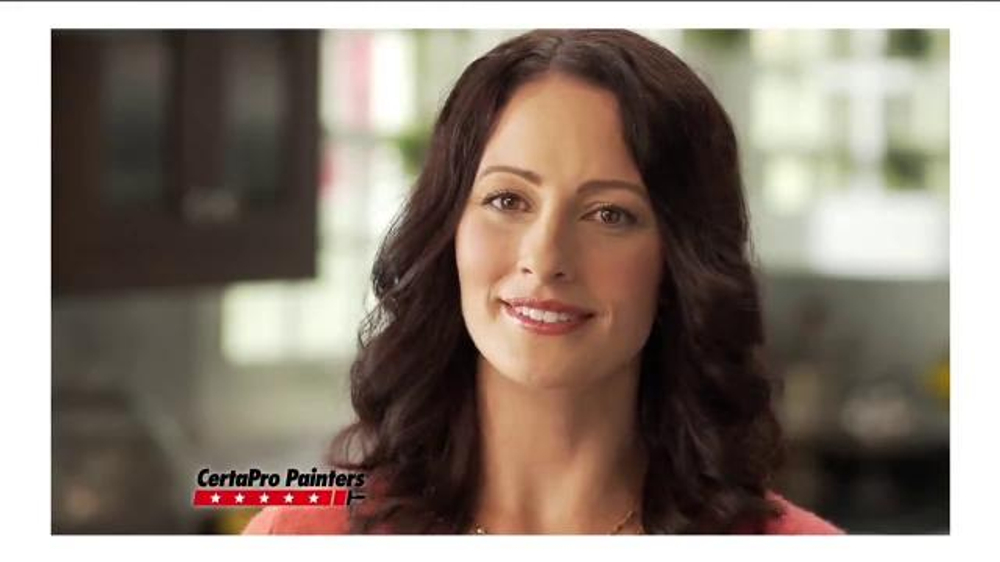 CertaPro Painters TV Spot, 'Satisfied Customers' - iSpot.tv