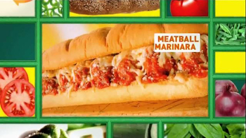 Subway TV Spot, 'March Deals'
