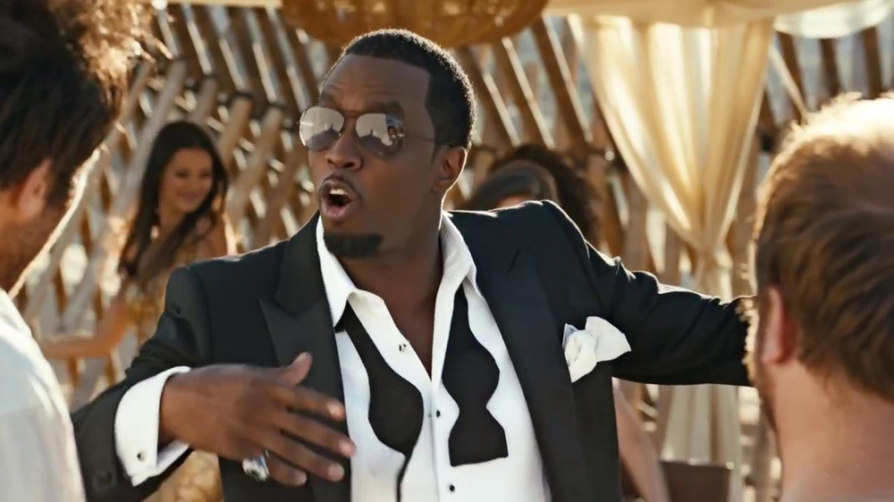 FIAT TV Spot, 'Mirage' Featuring Diddy, Song by Pharrell Williams - Screenshot 8