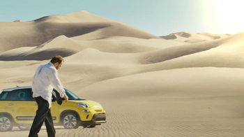 FIAT TV Spot, 'Mirage' Featuring Diddy, Song by Pharrell Williams - Thumbnail 4