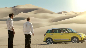 FIAT TV Spot, 'Mirage' Featuring Diddy, Song by Pharrell Williams - Thumbnail 5