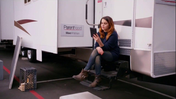 Amazon Kindle Paperwhite TV Spot, 'Parenthood' Featuring Mae Whitman