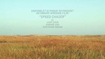 Chevrolet Cruze TV Spot, 'Speed Chaser' - Thumbnail 1