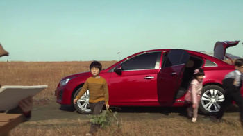 Chevrolet Cruze TV Spot, 'Speed Chaser' - Thumbnail 3