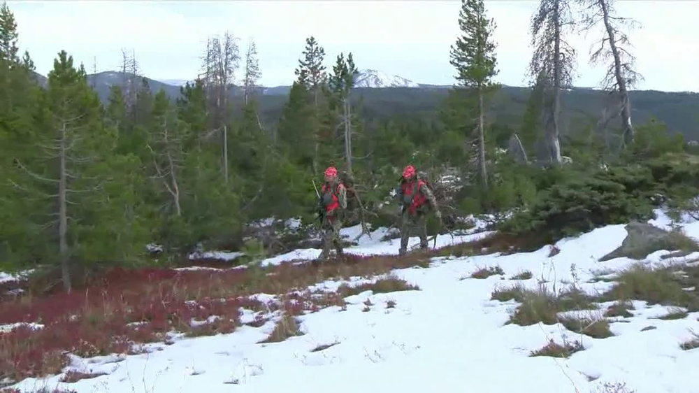 Montana fish wildlife parks tv commercial 39 elk hunting for Fish wildlife and parks