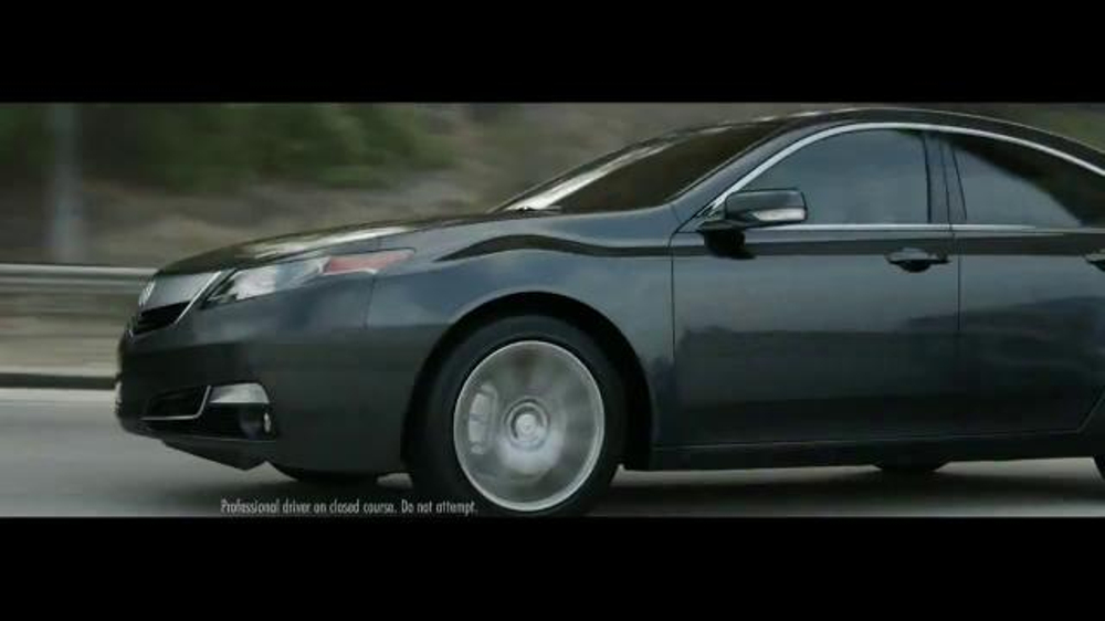 2014 Acura TL-SE TV Spot, 'Best Kept Secret' - Screenshot 3
