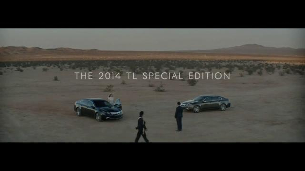 2014 Acura TL-SE TV Spot, 'Best Kept Secret' - Screenshot 8