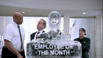 CDW TV Spot, 'Employee of the Month' Feature Charles Barkley