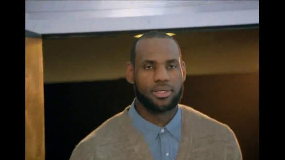 McDonald's Bacon Clubhouse TV Spot, 'The Club' Featuring LeBron James - Screenshot 2