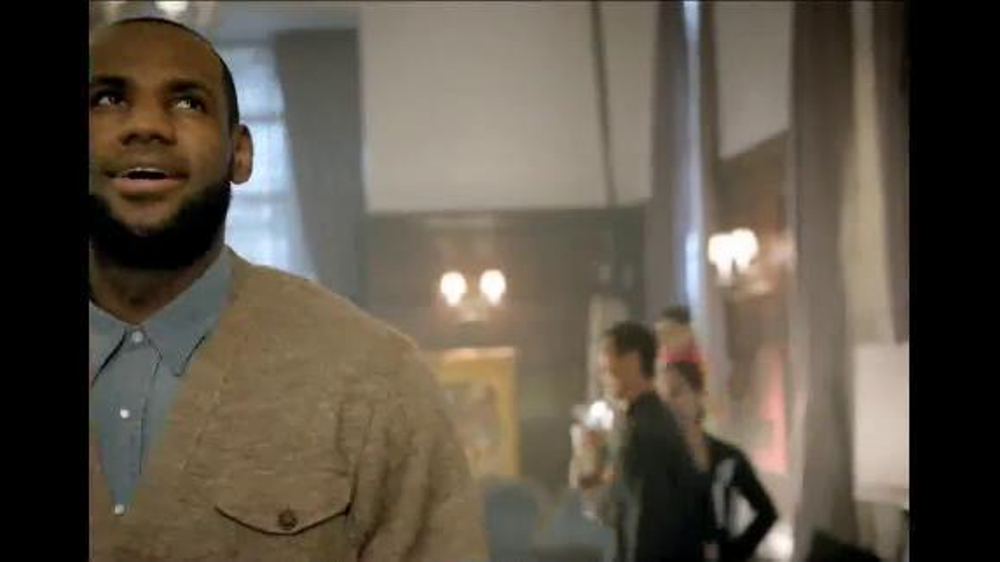 McDonald's Bacon Clubhouse TV Spot, 'The Club' Featuring LeBron James - Screenshot 5