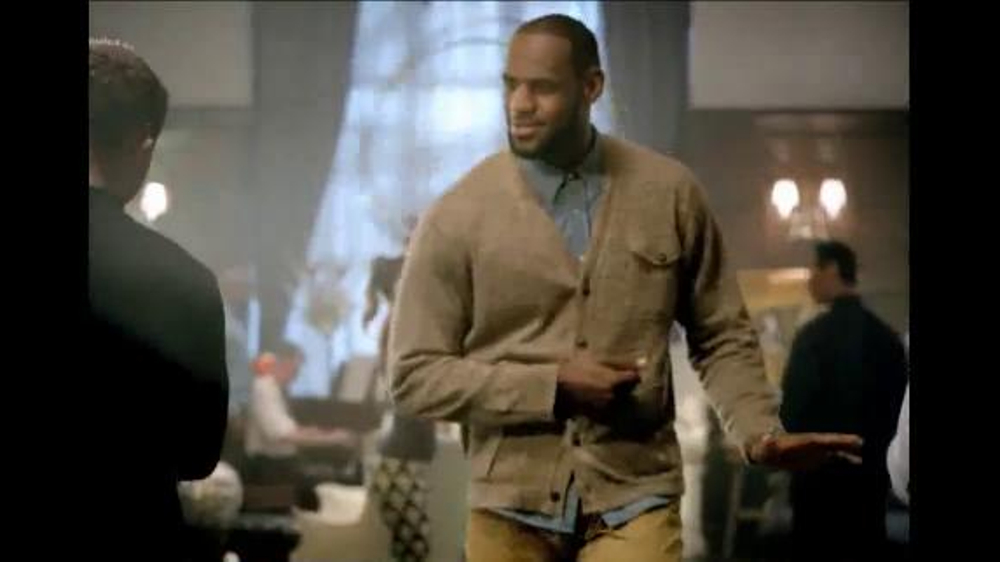 McDonald's Bacon Clubhouse TV Spot, 'The Club' Featuring LeBron James - Screenshot 6