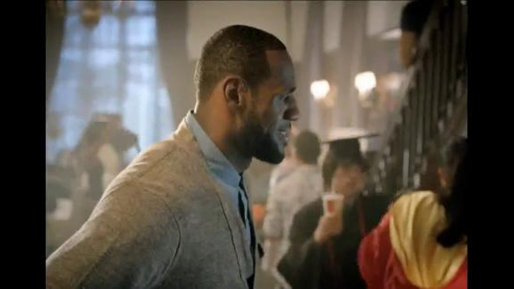 McDonald's Bacon Clubhouse TV Spot, 'The Club' Featuring LeBron James - Screenshot 9