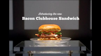 McDonald's Bacon Clubhouse TV Spot, 'The Club' Featuring LeBron James - Thumbnail 7