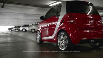 2014 Smart Cars TV Spot, 'Parking Garage' - Thumbnail 3