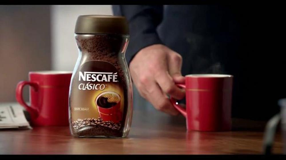 Nescafe Clásico TV Spot, 'Matador' [Spanish] - Screenshot 3