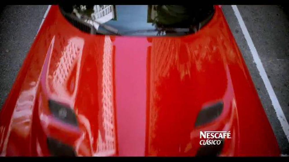 Nescafe Clásico TV Spot, 'Matador' [Spanish] - Screenshot 7