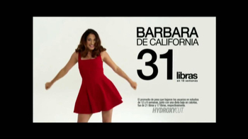 Hydroxy Cut TV Spot, 'Vive: Barbara' [Spanish]