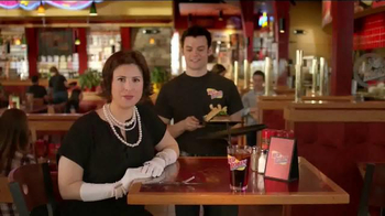 Red Robin Finest Burgers TV Spot, 'Private Butler'