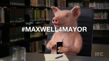 GEICO TV Spot, 'Maxwell for Mayor'