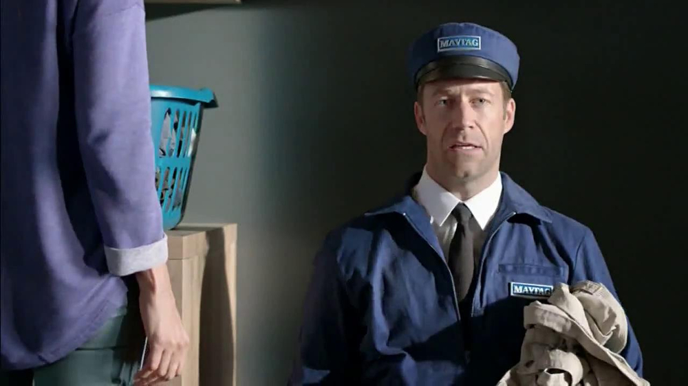 Maytag TV Spot, 'What's Inside: Washer' - Screenshot 5