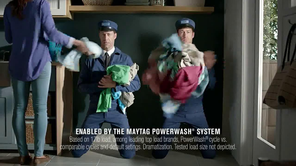 Maytag TV Spot, 'What's Inside: Washer' - Screenshot 7