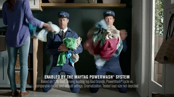 Maytag TV Spot, 'What's Inside: Washer' - Thumbnail 7